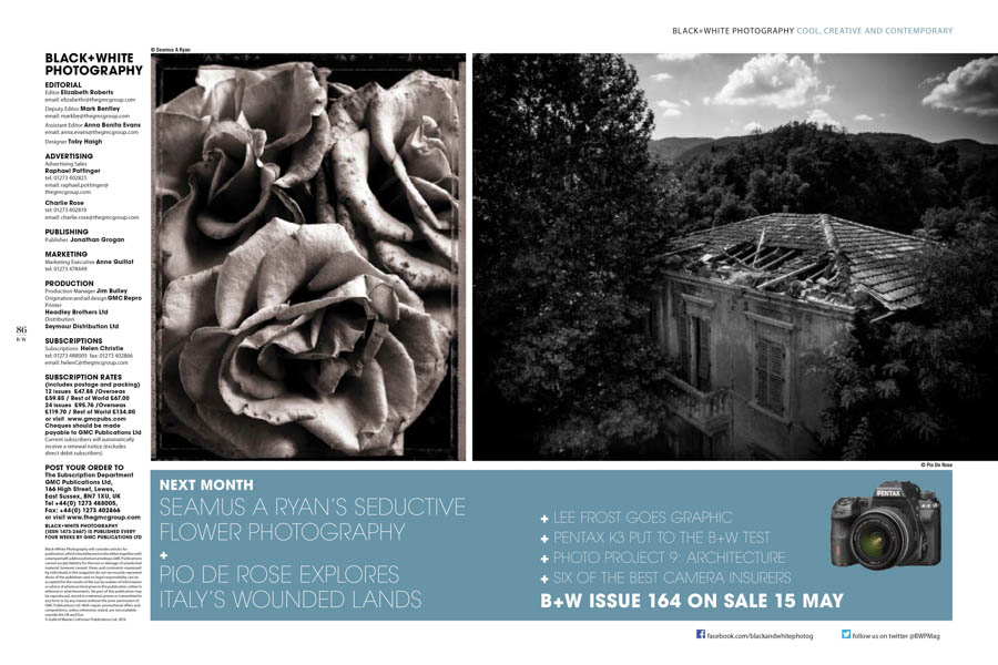 0018 Black & White Photography - issue n163 MAY 2014, preview, p86-87